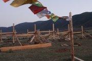 Первому центру медитации в Туве нужна помощь