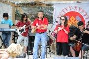Музыкальный шоу-бизнес в Туве