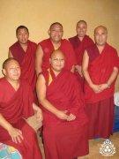 Завершился визит буддийских монахов монастыря Дрепунг Гоман в Туву