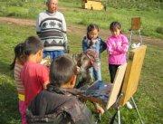 Тувинские каникулы красноярских художников