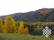 Саяны осенью. Фото Юрия Попкова