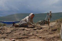 Землетрясения, в конце концов, погубили крепость. Почвоведами на острове были обнаружены следы характерных смещений залегания почвенных слоев