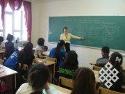 Тувинские лицеисты учатся быть успешными