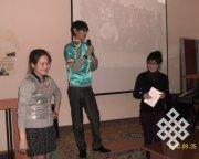 Презентация тувинского общества студентов в Новосибирске