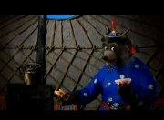 Праздничная премьера - пластилиновая Тува