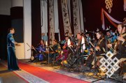 Новая программа Национального оркестра Тувы