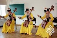 Музыкальное благопожелание на открытие школы
