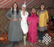 О III Международной школе этносоциологов в Монголии и презентации проекта о молодежи Тувы
