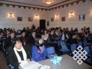 В Туве начала свою работу Школа молодого ученого