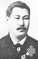 В. В. Никифоров-Кюлюмнюр, улусный голова Дюпсюнского улуса, частный поверенный, мировой судья