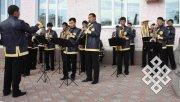 В Москве пройдет презентация духового оркестра правительства Тувы