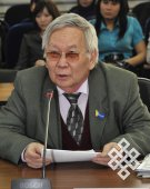 "Николай Абаев: ""Туве необходима Общественная палата"""