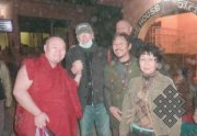 Встреча Ричарда Гира и тувинского ламы Буяна Башкы