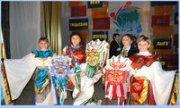 Команда ТывГУ участвовала в международной студенческой олимпиаде по педагогике