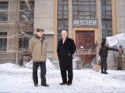 Горно-Алтайск строит усыпальницу для принцессы Укока