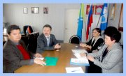 Соглашение ТывГУ - Институт языка и литературы АН Монголии