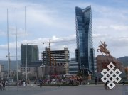 Фото Валентины Сузукей. Современная Монголия