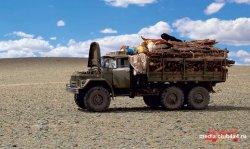 Затерянный мир горной Монголии