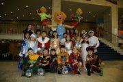 Маленькие туристы из Тувы посетили Кремлевскую Елку