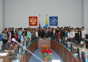 Молодежное правительство Тувы подвело итоги деятельности