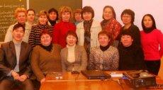 День науки для учителей и учеников школ села Сарыг-Сеп (Тува)