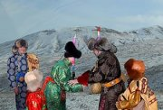 Национальная библиотека Тувы о праздновании лунного Нового года у разных народов