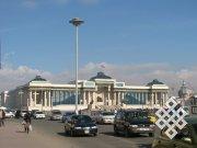 Современный Улан-Батор. Фото Юрия Попкова.