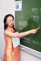 В Туве прошел первый тотальный диктант по тувинскому языку