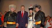 В МЧС России выступили тувинские горловики