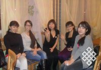 Тувинские студенты в Новосибирске создали Клуб молодежного досуга