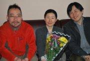 В Туву прилетели музыканты из Японии