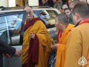 Члены парламента Тибета в изгнании против ухода Далай-Ламы из политики