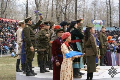 Леонид Кан-оол назван лучшим драматургом Театра масс России, а «Кызыл кош» — лучшим спортивным праздником
