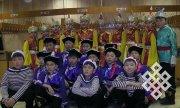 Юные дарования из кызылской гимназии № 5 признаны «талантами нового века»