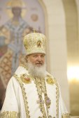 Глава Русской православной церкви планирует посетить Туву