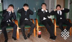 «Сборная Тувинской Народной Республики» прошла в 1/4 Лиги Москвы и Подмосковья