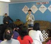 Трезвое молодежное движение Тувы продолжает свою работу