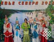 """Успех тувинских мастеров на выставке """"Сокровища Севера 2011"""""""