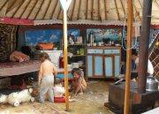 Исследование монголоязычных тувинцев Эрзина