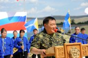 Попечительский совет РГО в Туве возглавил Шолбан Кара-оол