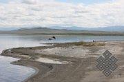От кого страдает озеро Хадын