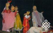 В Туве начался семинар по практической драматургии для детей