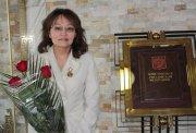 Сотрудник Тувинского музея Ольга Монгуш удостоена памятной медали «Патриот России»