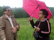 Экспедиция культурологов ТИГИ в центр Тандынского кожууна с. Бай-Хаак