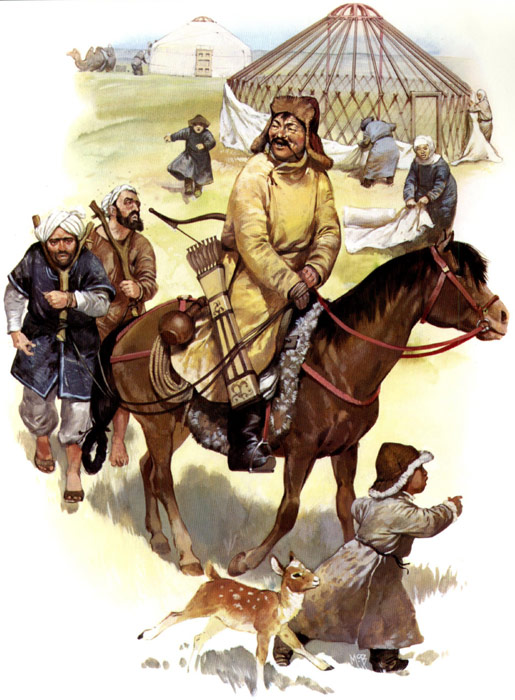 the mongols aren t as barbaric