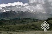 А на вершине Монгун-Тайги идут дожди...