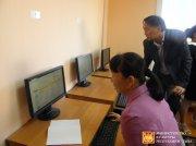 В библиотеке Эрзина открылся информационный центр