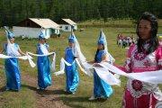 В Туве проходят исторические игры