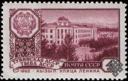 Характеристика этнодемографических процессов Тувы в советский период