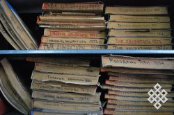 Проблема сохранности и использования фонда местных газет Научной библиотеки ТИГИ